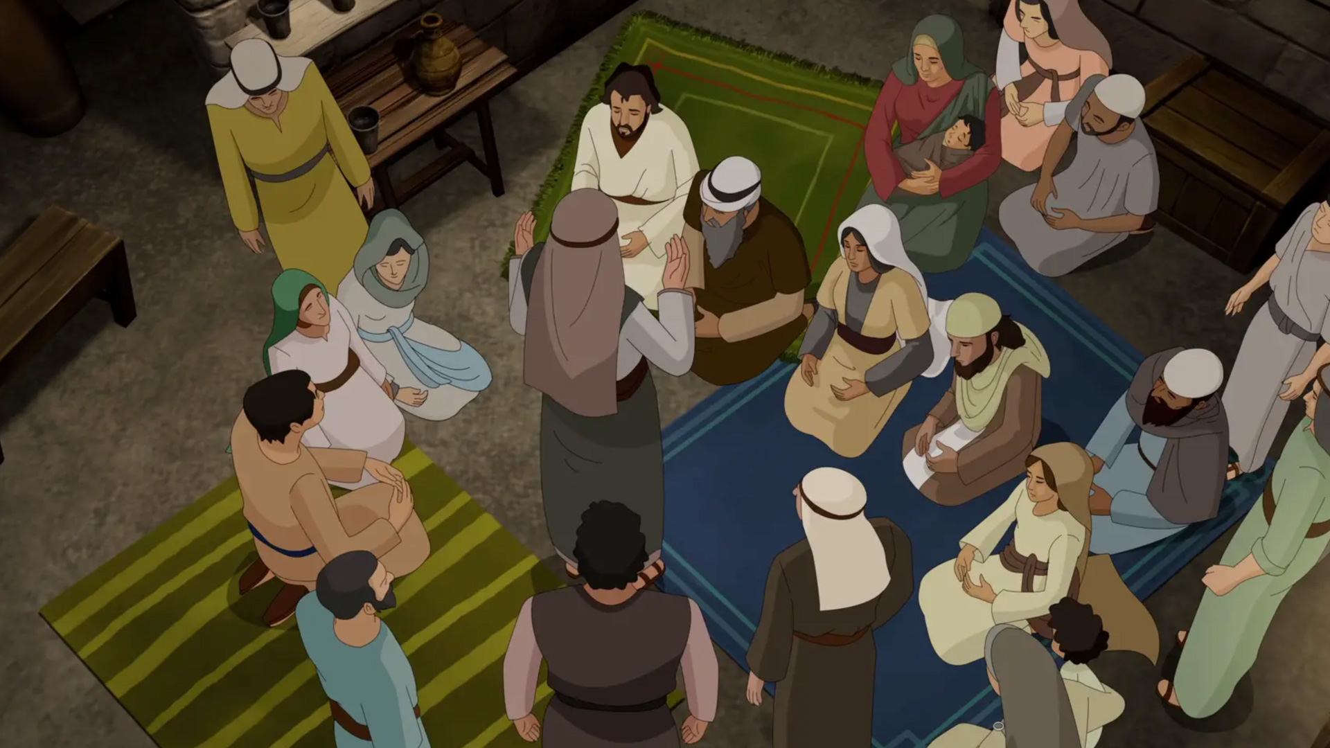 New Bible Animation Series